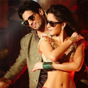 'Did not know Kala Chashma would be picturised on Katrina, Sidharth'