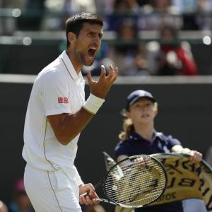 Wimbledon: Djokovic knocked out by Querrey; Murray wins