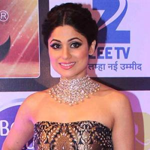 PIX: Shamita Shetty, Malaika Arora Khan at 9th Zee Gold Awards