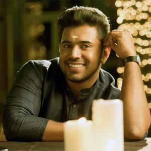 Nivin Pauly's Tamil film may not be called Santa Maria