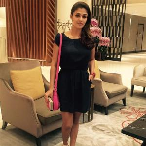 SIIMA 2016: Nayanthara, Shruti Haasan arrive in Singapore