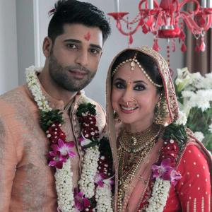 PIX: Urmila Matondkar gets married