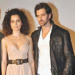 Hrithik, Kangana slam legal notice on each other