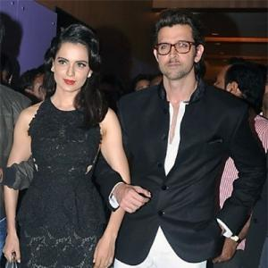 'Hrithik trying to gain public sympathy'