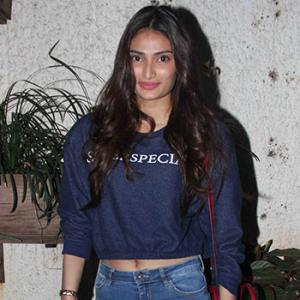 PIX: Athiya, Alia, Sidharth watch Kapoor & Sons
