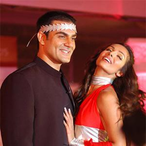 The Arbaaz-Malaika love affair