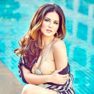 This is the most important thing Sunny Leone does every day