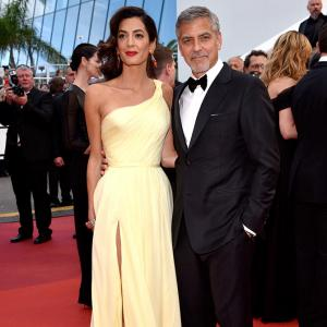 George Clooney's wife Amal expecting twins