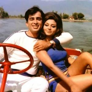 'Shashi Kapoor didn't need to pretend'
