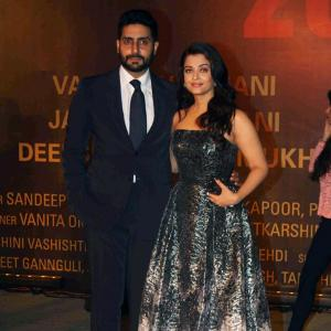 It's a reunion for Abhishek-Aishwarya!