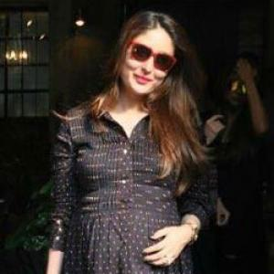 Kareena's most STYLISH pregnant look? VOTE!