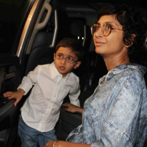 PIX: Azad, Nitara at Aaradhya Bachchan's birthday bash