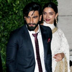 G-8 kind of security for DeepVeer wedding!