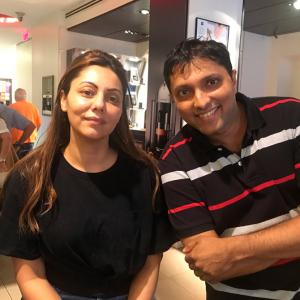 Spotted: Gauri Khan in New York
