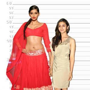 Sonam, Alia: How TALL are these actresses?