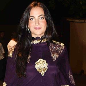 PIX: Elli Avram, Amy Jackson at Salman's Ganpati celebrations