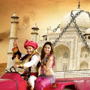 Review: Wah Taj is an amateur attempt at satire