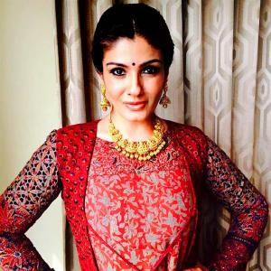 5 Beauty Tips from Raveena Tandon!