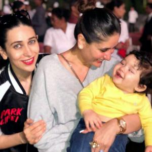 Karisma Kapoor: 'Kareena and I took inspiration from each other'
