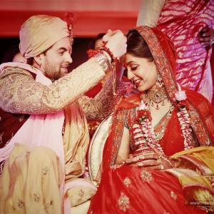 PHOTOS: Inside Neil Nitin Mukesh's wedding