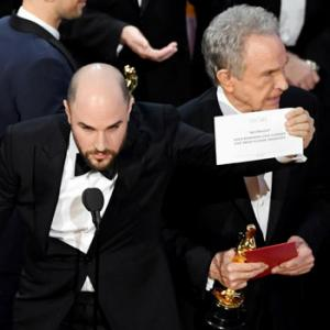 The shocking Oscar slip-up: Moonlight wins, not La La Land!
