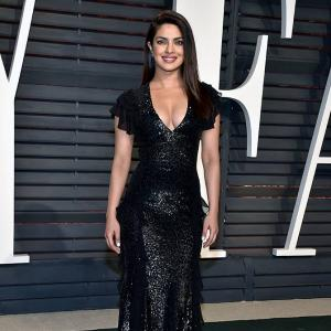 PIX: Priyanka, Deepika at the post Oscar party