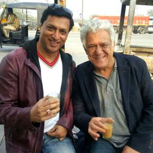'Om Puri will always be a great actor, a kind and generous man'