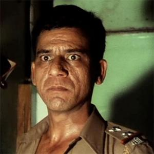 Om Puri gave a scene dignity just by his presence