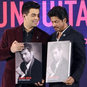 Watch! Karan Johar, you've never seen him like this