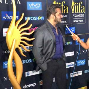 IIFA 2017: Alia, Salman, Katrina 'rock' the green carpet