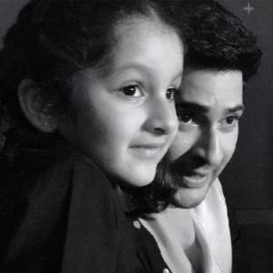 PIX: Mahesh Babu's daughter turns 5!