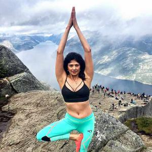 PIX: Pooja Batra's AWESOME Norway holiday