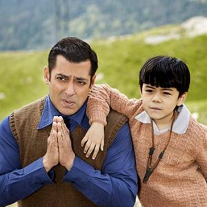 Tubelight Review: Salman tries to be cute, too hard
