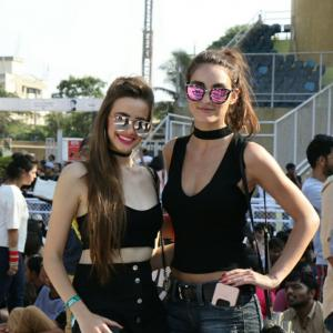 Concert pictures: Mumbai gets ready for Justin Bieber!