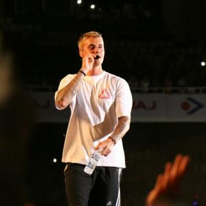 PIX: From 'Namaste' to 'sun shines differently here': How Bieber won Mumbai's heart