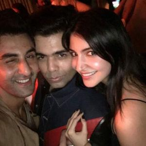PIX: At KJo's birthday bash