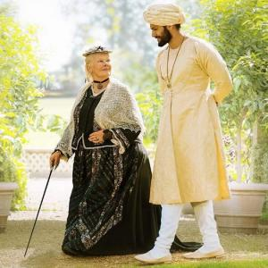 Judi Dench, Ali Fazal & a rare friendship
