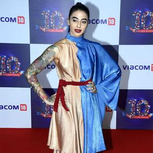 PIX: Bani, Rochelle, Falguni Pathak go for a party!