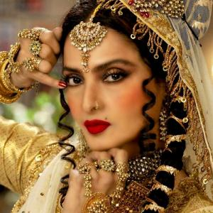 Birthday Special: Bollywood's Queen of Glamour, Rekha