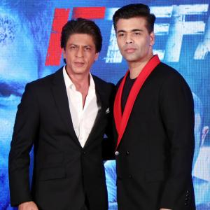 Is Shah Rukh the killer in Ittefaq?