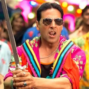 How many Akshay movies have you seen?