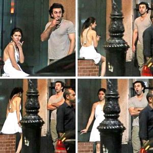 Is Ranbir dating this girl?