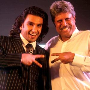 Will Ranveer Singh make a good Kapil Dev? VOTE!