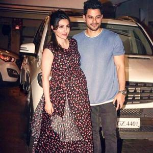 Soha-Kunal welcome a baby girl!