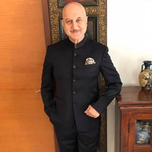 Watch: Anupam recite poem for the lockdown