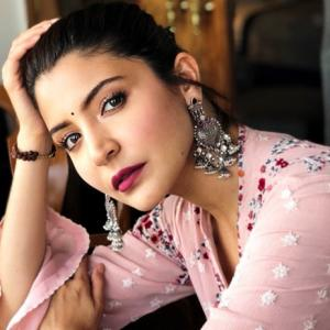 A day in Anushka Sharma's life