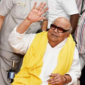 #RIPKarunanidhi: 'No man can achieve what he did'