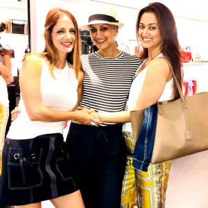 Sussanne's beautiful message for Sonali Bendre