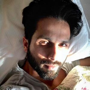 Shahid Kapoor's SUPERSTAR life, in pictures!