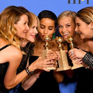 Golden Globes 2018: Big Little Lies wins